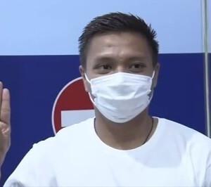 【悲報】ミャンマー代表GK、日本からの帰国拒否!命がけで政治的パフォーマンスをし難民申請へ