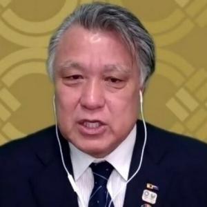 JFA田嶋会長「最近の日本代表の視聴率は期待外れ、若者がテレビを見ない影響だな」