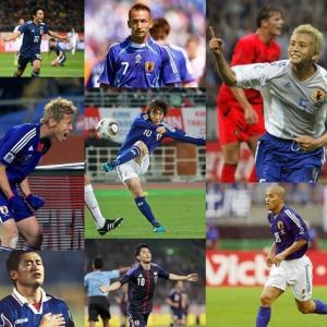 サッカー日本代表に一番夢を持てた時期wwwwwwww