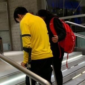 【悲報】久保君、負傷で10月の最終予選欠場へ…これ日本代表の攻撃陣ヤバくね?