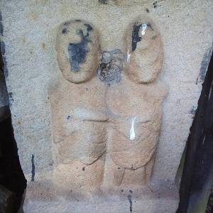 長野県生坂村の道祖神 その16