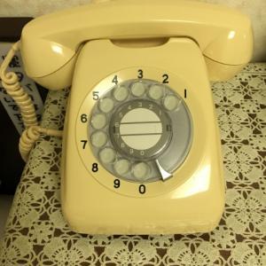 深夜まで電話
