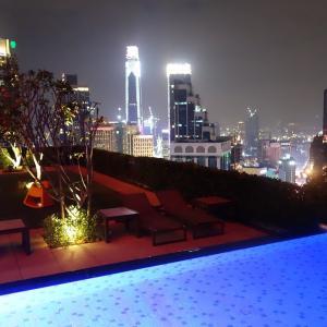 マレーシア、クアラルンプールのホテルEQについて