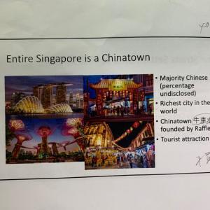 No.1878「英語で知る世界のチャイニーズ:牛車水:SingaporeはChinatown」38