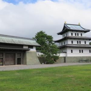 第361回:[蝦夷]松前城(北海道に残る日本式近世城郭)