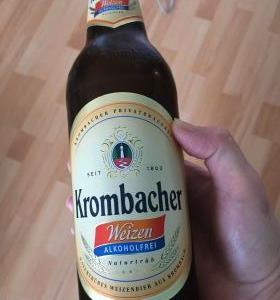 テニスの後のノンアルコールビール