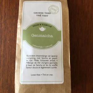 オランダで買った玄米茶