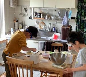 おばあちゃんお料理教室