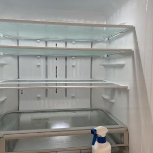 冷蔵庫収納とラベリング。