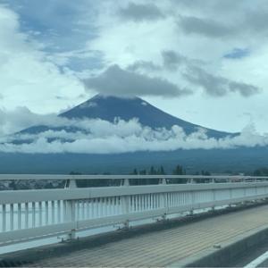 7月31日の富士山