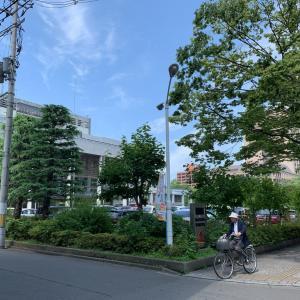 仙台市役所の隣。葵