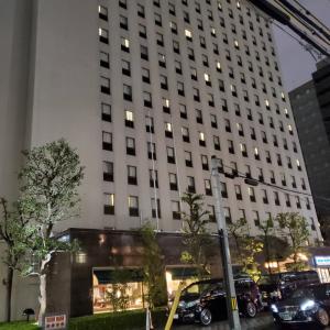 三井ガーデンホテル大阪淀屋橋 宿泊記①