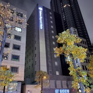 ダイワロイネットホテル大阪北浜 宿泊記