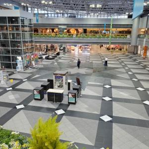 スカイマークで弾丸北海道旅⑪・新千歳空港食べ歩き