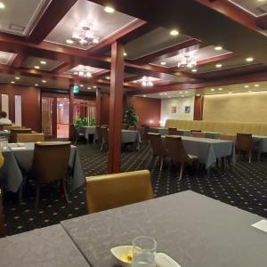 新日本海フェリー「すずらん」で弾丸北海道旅⑧・グリルでディナー