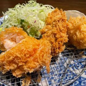 ☆かつ吉さんのカキフライ、カニクリームコロッケ、海老カツ!