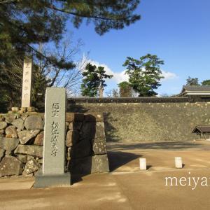 松江・出雲⑦『黒い姿が美しい 国宝・松江城』