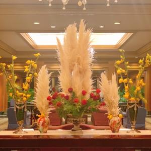 ホテル椿山荘♡