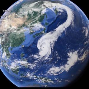 台風19号☆