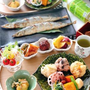 初物♡秋刀魚