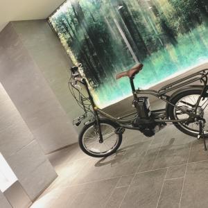 ルイガノ♡電動アシスト自転車