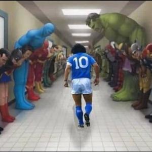 RIP♡Diego Maradona