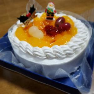 今年のクリスマスケーキ☆