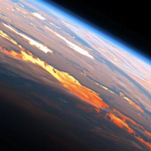 宇宙からみた景色