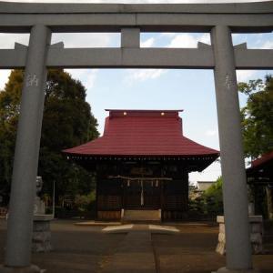 東村山22 「八坂神社」
