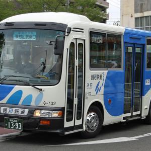 東村山26 バスなのに「銀河鉄道」