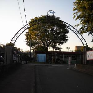 東村山23 「運動公園 と 蒸気機関車D51-684号車」