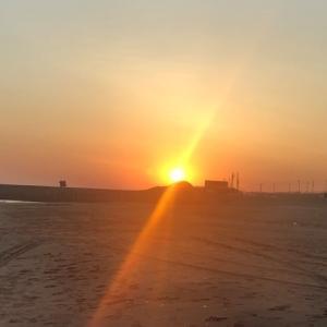 平成、最後の日の出