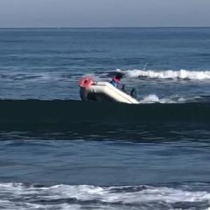 2019,05,04 2馬力ボート釣り~波間に出航 in 北海道