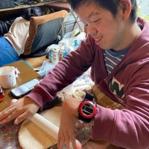 おうち時間:おやつ作り ☆小麦ふすま入りおやつパン☆