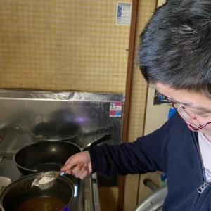 おうち時間:焼きカレーパン作り