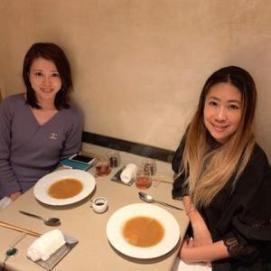 高橋弘美さんと、恵比寿でゆっくり&サプライズ