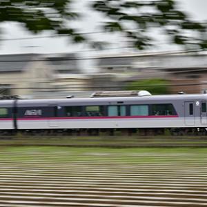 西武新宿線 朝の上り レッドアロー 2020.5.12