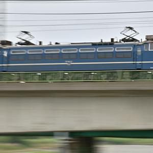 武蔵野貨物線 73レ 74レ EF66 27 2020.6.18