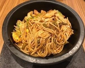 阿香米線  炒米線