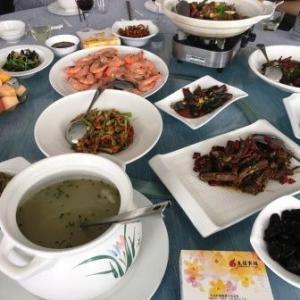 長沙友誼賓館スカイレストラン 中華料理