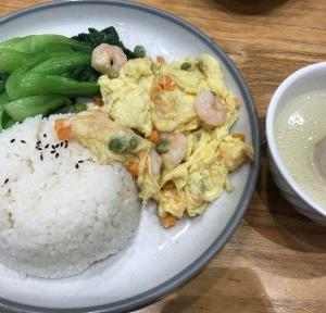 姚麺記 滑蛋蝦仁飯