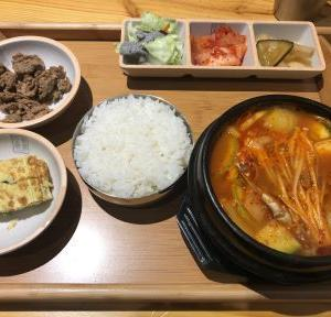 喜来稀肉 大醤湯定食