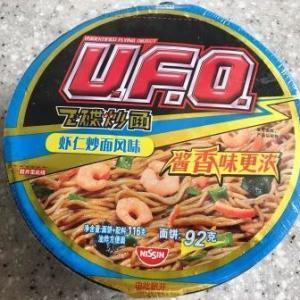 家 UFO(やきそば えび味)