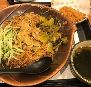 和府撈面(蘇州高新区イオンモール店) 雪菜拌面