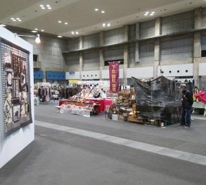 2020年 岡山ハンドメイドフェスタ 最終日!