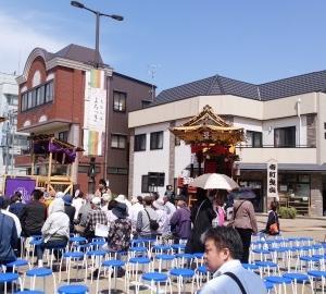 2019年 小松お旅祭り 歌舞伎市 初日!
