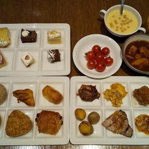 北海道イタリアンAUDREYディナー。