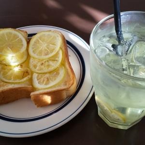 レモントースト+レモネード。