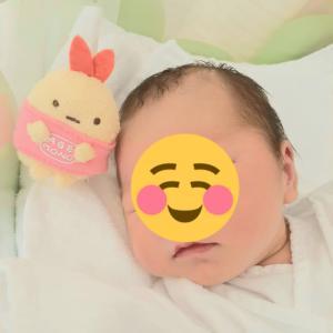 *3月27日、産まれました!*