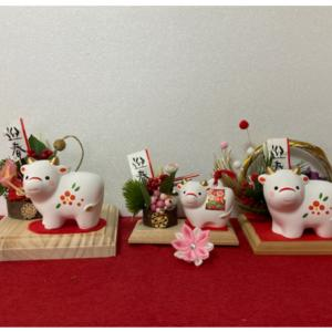 12月15日火曜日まで クリスマス、お正月フェア開催してます。